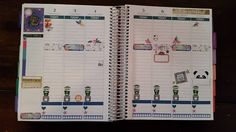 Because my Monday evaporated into thin air. My #plannerspread #beforethepen. Shops tagged.