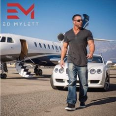 Serial entrepreneur and life strategist Ed Mylett shares his goal setting strategies on this weeks podcast!
