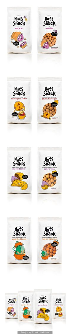 Nuts for Snack