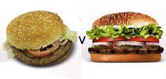 chwyt-mrketingowy Hamburger, Marketing, Ethnic Recipes, Food, Essen, Burgers, Meals, Yemek, Eten