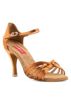 Paoul 152_80/3 Dance Sandal | Dancesport Fashion @ DanceShopper.com Salsa Shoes, Latin Dance Shoes, Ballroom Dance Shoes, Tango Shoes, Open Toe Shoes, Vintage Accessories, Sandals, Lady, Heels
