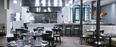 Spoon and Stable is a downtown Minneapolis restaurant created by Gavin Kaysen opening in the fall of 2014 .