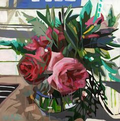 Kate Mullin Williford Flower Painting Art