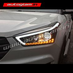 Buy Our Hyundai Creta, DRL, AES 55 watt, XENON HID Projector Headlights. These Headlights are Durable & exclusively designed by understanding & keeping weather & road conditions in mind. Hidden Projector, Projector Lens, Projector Headlights, Car Headlights, Hyundai Creta, Installation Manual, Wooden Crates, Color Shades, All Brands