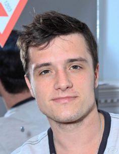 Josh Hutcherson Favorite Celebrity of 2012