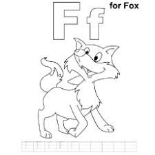 X Is For Fox Color Page Google Search Fox Coloring Page Farm Animal Coloring Pages Coloring Pages