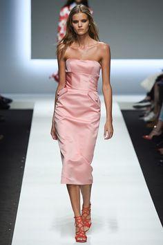 Sfilata Ermanno Scervino Milano - Collezioni Primavera Estate 2016 - Vogue