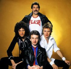 Freddie Mercury, Brian May, Roger Taylor, John Deacon Queen Photos, Queen Pictures, Band Pictures, Queen Freddie Mercury, Brian May, John Deacon, Queen Banda, The Game Albums, Metallica