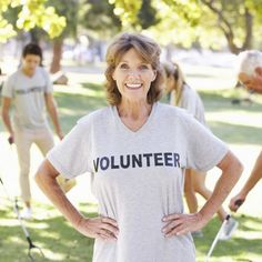 Recent studies show that volunteering later in life can help you live a healthier life, both physically and mentally. #Volunteer #MentalHealth #Health