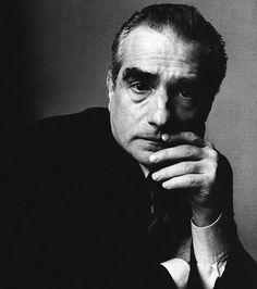 Michael Scorsese by Irving Penn