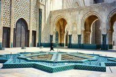 Hassan Mosque, Cassablanca