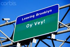 View top-quality stock photos of Oy Vey On Traffic Sign On Williamsburg Bridge In Brooklyn. Find premium, high-resolution stock photography at Getty Images. Jewish Humor, Williamsburg Bridge, Jewish History, Video Site, Judaism, Funny Signs, Brooklyn, Nyc, Social Media
