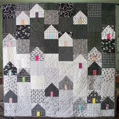 beautiful quilt by flickr member: EschHouseQuilts