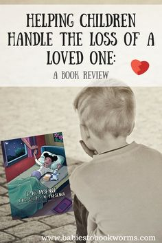 Help children handle their grief over the loss of a loved one with this book by Jalisa Rose Smith.