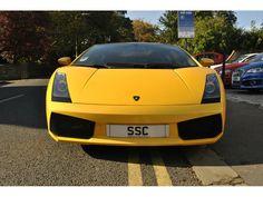 2006 Lamborghini Gallardo 5.0 Coupe in Metallic Yellow and insurance group N.