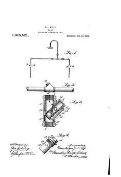 Patent US1318521 - wolff Patent Pending