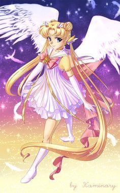 Neo Sailor Serenity 3 by =kaminary-san on deviantART