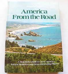 $4.00 America From the Road - Reader's Digest 1982 HC (22916-2283MS) vintage books