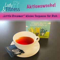 """In dieser Woche haben wir eine tolle Aktionswoche zusammen mit der Firma Cupper für euch. 😃 Für jede Kundin gibt es eine Kostprobe des leckeren Bio-Tees """"Little Dreamer"""". ☕️ Genau richtig für die Herbstzeit! 😊🍂 #LadyFitnessWerne #Werne #Fitness #Herbst #Kurse #Tee"""