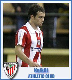 Koikili Lertxundi Athletic Club de Bilbao Defender