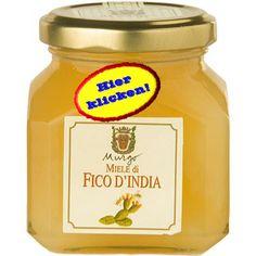Honig von den Blüten des exotischen, aus Mexiko stammenden Feigenkaktus! Hier klicken: http://blogde.rohinie.com/2013/01/honig/ #Italien #Honig #Marmelade #Konfituere #Brotaufstrich #Fruehstueck