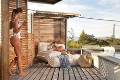 #outdoor #exterior #beanbag #beanbags #pouf #poofomania #madeingreece