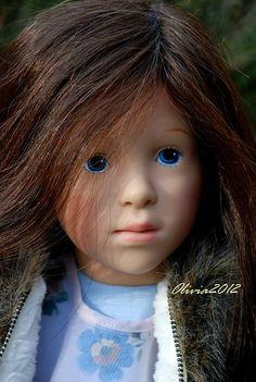 Доброй ночи всем кто еще не спит. Нам нравятся разные куклы, есть куклы характерные, есть младенцы и не совсем, есть