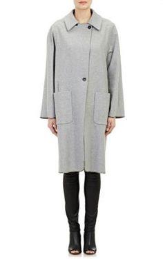 MAISON MARGIELA Felt Coat. #maisonmargiela #cloth #coat