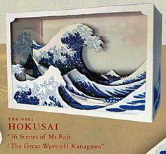 tatebanko japanese paper art / would love to do something like that