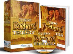 Curso de Bacharel em Teologia Completo! Com Certificado + Histórico + Carteirinha. Videoaulas Exclusivas, Apostilas Digitais, Audioaulas, Suporte Com Professores, Fórum e Grupo de Estudos.