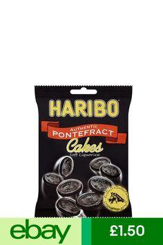 Haribo Authentic Pontefract Cakes