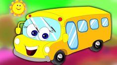 Räder auf dem Bus | Bus lied für Kinder | Rhyme For Kids | Song For Kids...Kinder an Bord und genießen eine Fahrt rund um die Stadt. Und vergessen Sie nicht, zusammen zu singen! #Kinder #KinderVideos #ReimefürKinder #Vorschule #Kindergarten #Kinderlieder #Kleinkinder #Reimt sich #Reim #Baby #Eltern #kleuter #peuter #Kinderreim #LiedfürKinder #Kinderlernen #BusliedfürKinder #OhMyGeniusDeutschland