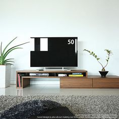 伸縮自在セパレートタイプテレビボード