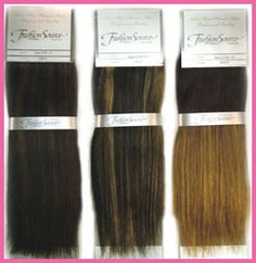 Hair Extensions Edmonton - HairCandy Hair Extensions - Fusion, Weave and Microlink