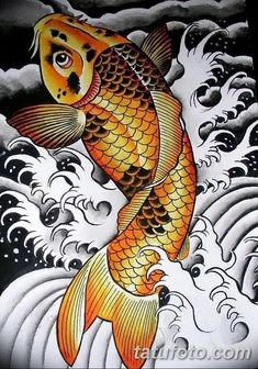 Pez Koi Tattoo, Koi Tattoo Sleeve, Carp Tattoo, Japanese Sleeve Tattoos, Koi Fish Tattoo Forearm, Koy Fish Tattoo, Japanese Koi Fish Tattoo, Koi Fish Drawing, Japanese Tattoo Designs
