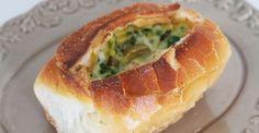 Pão assado com omelete - receita fácil - Blog do Elo7