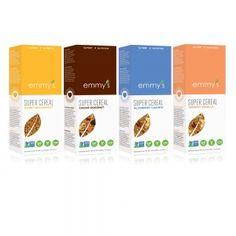 Emmy's Organics - Sampler Pack Super Cereal