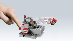 21126 Иссушитель - Ассортимент LEGO Minecraft — LEGO.com - Minecraft2015 LEGO.com