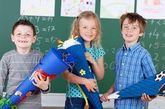 Der Schulanfang: Alles neu für Eltern und Kind