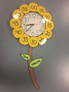 Excellent DIY Classroom Decoration Ideas & Themes to Inspire You DIY Schulabschluss Excellent DIY Classroom Decoration Ideas & Themes to Inspire You Special Education Classroom, Future Classroom, Kids Education, Classroom Clock, Classroom Design, Classroom Organization, Diy Organization, Kindergarten Classroom, Teaching Math