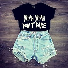 Those shorts!!!