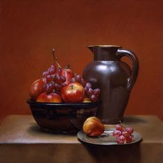 Still Life Paintings by Artist Martha Mayer Erlebacher