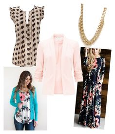 """""""Spring new mom style"""" by sarahjohnson-v on Polyvore featuring Wallis and Miss Selfridge"""
