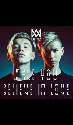 Make You Believe In Love, a song by Marcus & Martinus on Spotify Bars And Melody, Teen Boy Fashion, Love Backgrounds, I Go Crazy, Boys Wallpaper, Laptop Wallpaper, Love U Forever, M Photos, Pictures