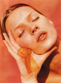 by Albert Watson for Vogue Germany June 1993
