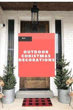 Best Outdoor Christmas Decoratıon Ideas 2020 #gardenchristmas