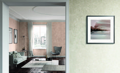 DECORI CLASSICI - The ease of application and wide range of colors make it possible to recreate the decor and prestigious atmosphere of palaces within the interiors of private homes, offices and commercial spaces. Dream It Do It, Unique Settings, Data Sheets, Painting Tools, Oversized Mirror, Shades, Indoor, San, Pattern