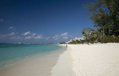 seven mile beach, grand cayman island, caribbean