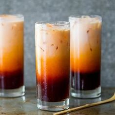 Thai Iced Tea Recipe- by whiteonricecouple: So easy and just as delicious as restaurants #Beverage #Iced_Tea #Thai