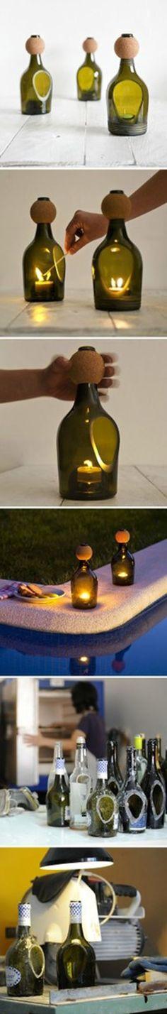 <3 So Cool Bottle Craft | DIY & Crafts Tutorials
